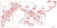 REAR BRAKE CALIPER Frame 700 honda-motorcycle NC 2015 F_13