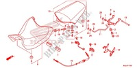 SINGLE SEAT (2) Frame 700 honda-motorcycle NC 2015 F_17