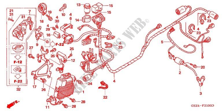 honda ruckus wiring harness wiring diagramsruckus atr wiring harness diagram