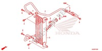 OIL COOLER Frame 500 honda-motorcycle FOURTRAX 2013 F_32