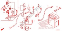 TOOLS/BATTERY BOX Frame 500 honda-motorcycle FOURTRAX 2013 F_29