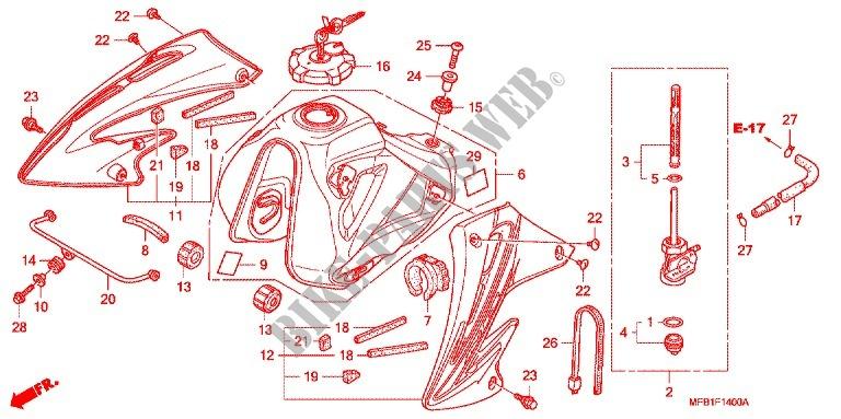 Xr Motard Wiring Diagram on