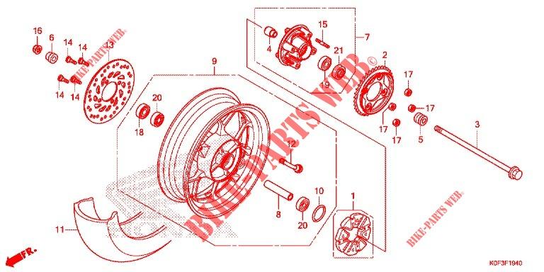 *NOS Delco 8985647 Instument Panel Circuit Board
