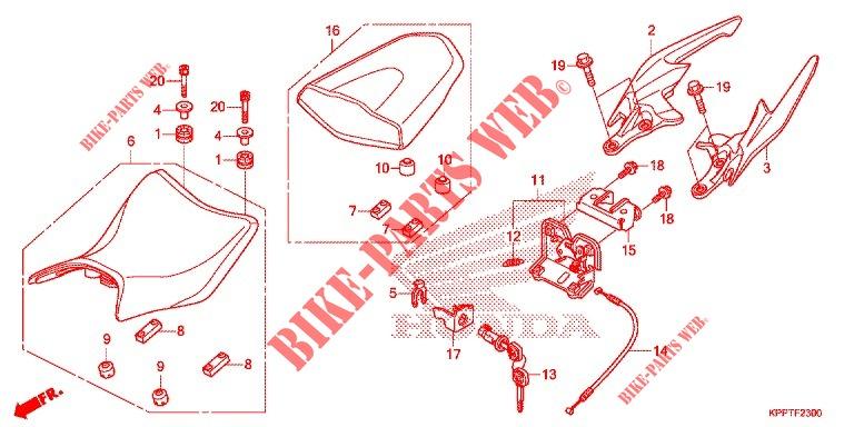 Nato Plug Wiring Diagram from www.bike-parts-honda.com