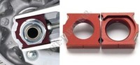 QUICK ADJUSTABLE AXLE BLOCKS-Honda