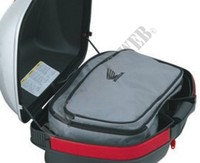 Top bag box 45 litre grey HONDA.-Honda