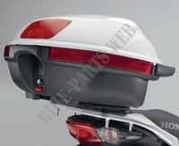 Top box 45 litre white HONDA VARADERO 125-Honda